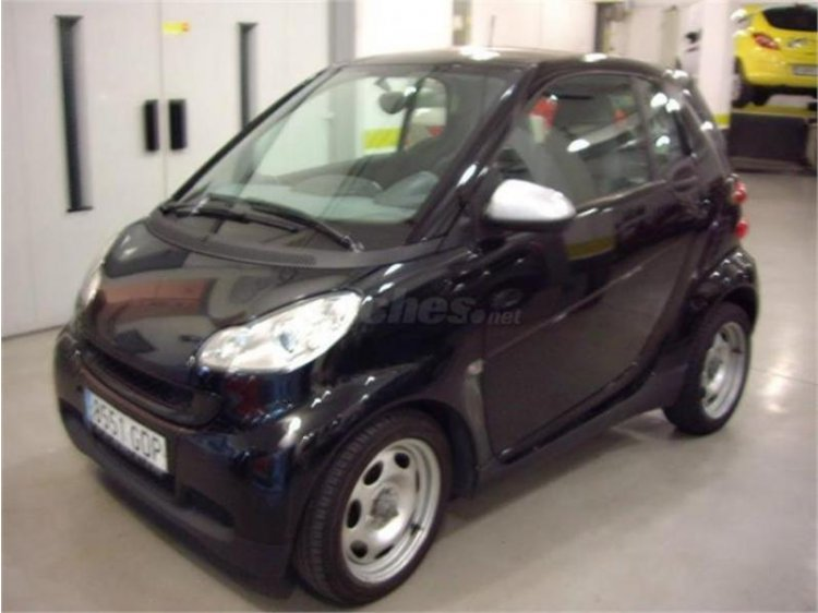 Smart ForTwo Coupe 45 Pure 3p